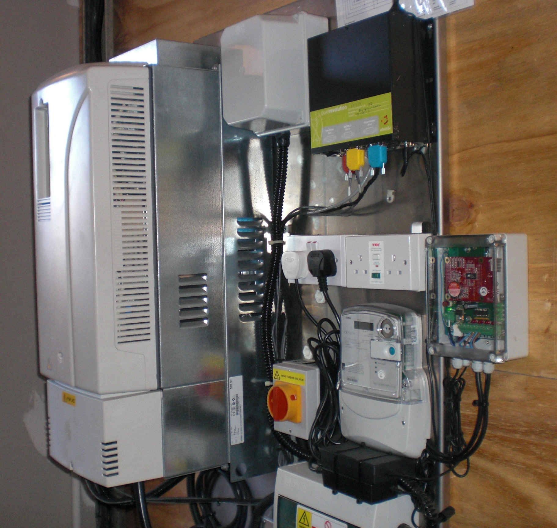 Pv Vertical Axis Turbine Energence